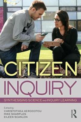 Citizen Inquiry by Mike Sharples