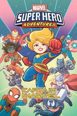 Marvel Super Hero Adventures: Captain Marvel by Sholly Fisch