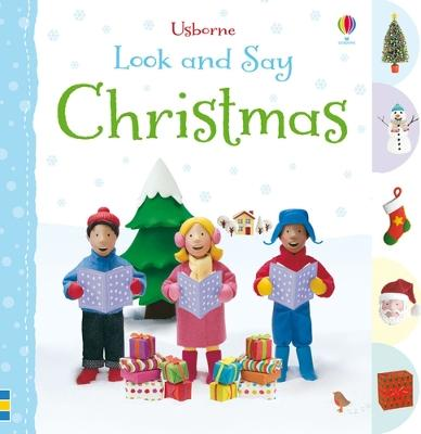 Look and Say Christmas by Felicity Brooks