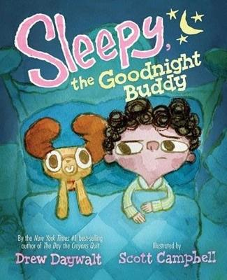 Sleepy, the Goodnight Buddy book