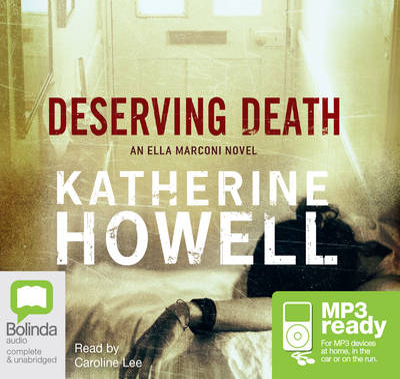 Deserving Death book