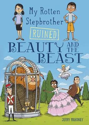 My Rotten Stepbrother Ruined Beauty and the Beast book