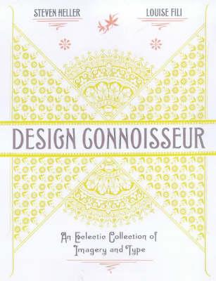 Design Connoisseur by Steven Heller