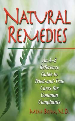 Natural Remedies by Mim Beim