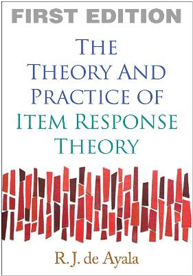 Theory and Practice of Item Response Theory book