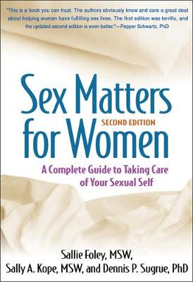 Sex Matters for Women, Second Edition book
