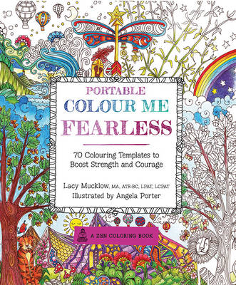 Portable Colour Me Fearless by Lacy Mucklow
