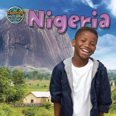 Nigeria by Rachel Anne Cantor