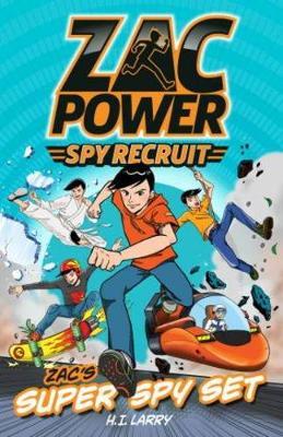 Zac's Super Spy Set by H. I. Larry