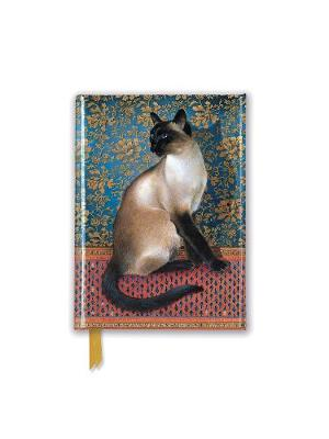 Lesley Anne Ivory: Phuan on a Chinese Carpet (Foiled Pocket Journal) by Flame Tree Studio