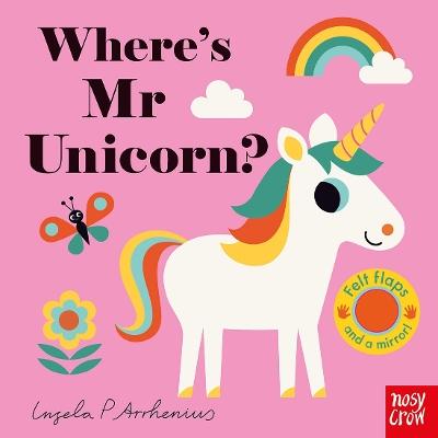 Where's Mr Unicorn? book