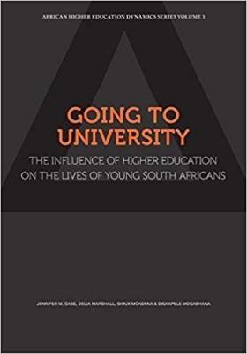 Going to University by Jennifer Case