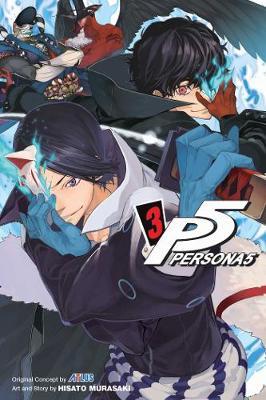Persona 5, Vol. 3 by Hisato Murasaki