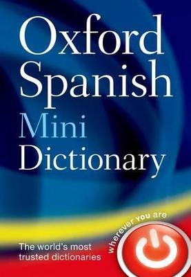 Oxford Spanish Mini Dictionary book