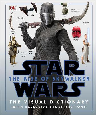Star Wars The Rise of Skywalker The Visual Dictionary: With Exclusive Cross-Sections by Pablo Hidalgo
