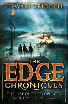 Edge Chronicles 7: The Last of the Sky Pirates book