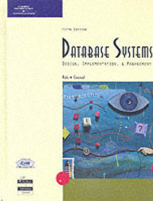 Database Systems: Design, Implementation and Management by Carlos Coronel