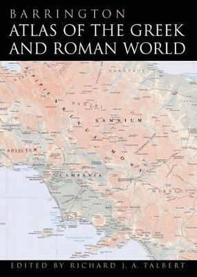 Barrington Atlas of the Greek and Roman World by Richard J. A. Talbert