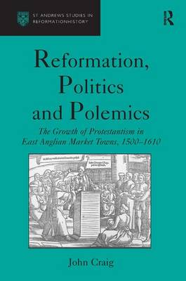Reformation, Politics and Polemics book