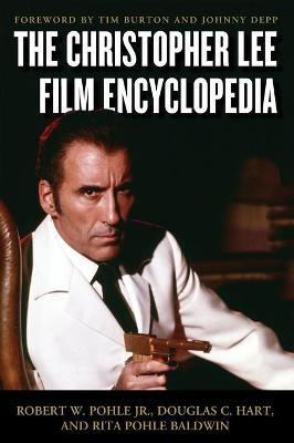 Christopher Lee Film Encyclopedia book