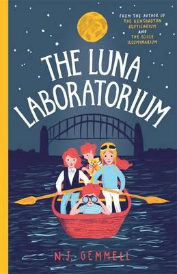 Luna Laboratorium by N.J. Gemmell