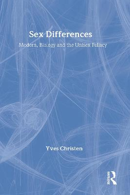 Sex Differences book
