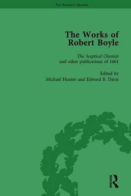 Works of Robert Boyle  Part I Vol 2 by Michael Hunter