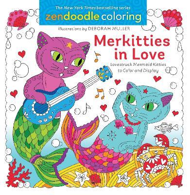 Zendoodle Coloring by Deborah Muller