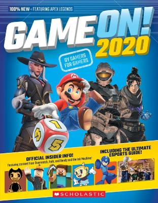 Game On! 2020 book