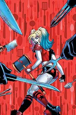 Harley Quinn Vol. 3 Red Meat (Rebirth) by Jimmy Palmiotti