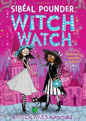 Witch Wars: #2 Witch Watch by Sibeal Pounder
