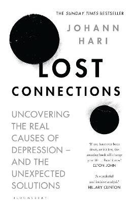 Lost Connections by Kendare Blake