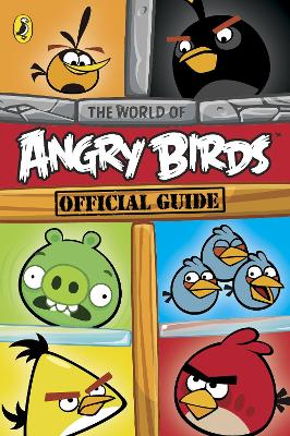 Angry Birds: The World of Angry Birds Official Guide book