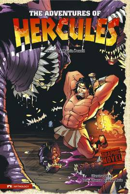 The Adventures of Hercules by Martin Powell