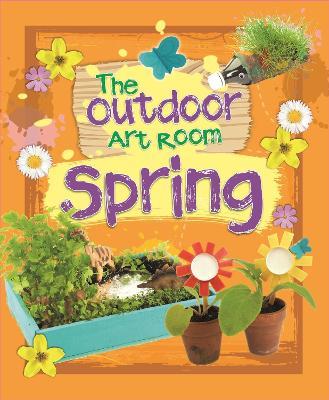 Outdoor Art Room: Spring by Rita Storey