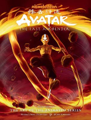 Avatar: The Last Airbender - The Art Of The Animated Series (second Edition) by Michael Dante DiMartino