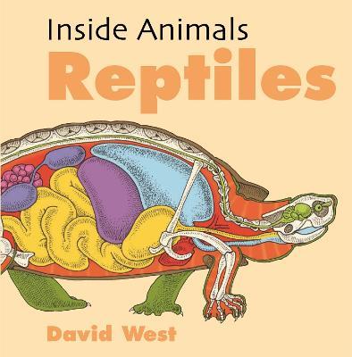 Inside Animals: Reptiles book