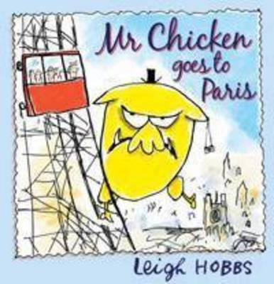 Mr Chicken Goes to Paris book