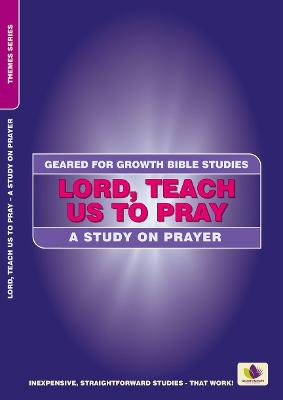 Lord, Teach Us to Pray by Shirley Andrews
