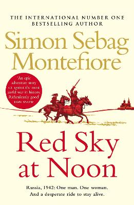 Red Sky at Noon book
