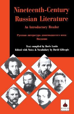 Nineteenth-century Russian Literature by David C. Gillespie