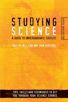 Studying Science (Microsoft Office 2003 Edition) by Pauline Millican