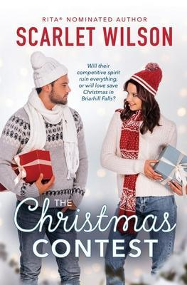 The Christmas Contest by Scarlet Wilson