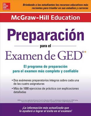 Preparaci n Para El Examen de GED by McGraw-Hill Education Editors