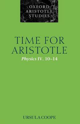 Time for Aristotle book