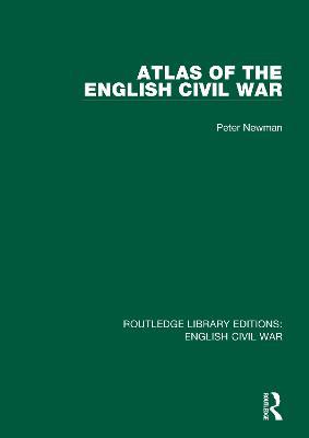 Atlas of the English Civil War book