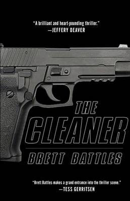 The The Cleaner by Brett Battles