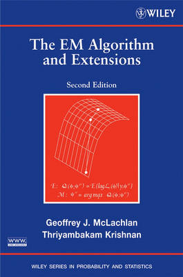 EM Algorithm and Extensions by Geoffrey J. McLachlan