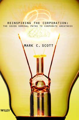 Reinspiring the Corporation book