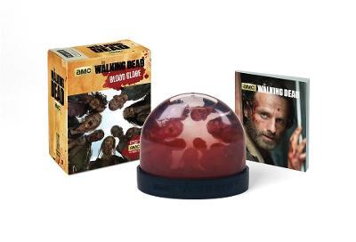 The Walking Dead Blood Globe by Running Press